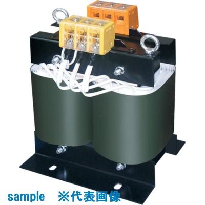 ■スワロー 電源トランス(降圧専用タイプ) 5000VA  〔品番:PC41-5000〕[TR-8513677]【大型・重量物・個人宅配送不可】