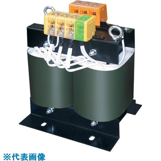 ■スワロー 電源トランス(降圧専用タイプ) 4000VA  〔品番:PC42-4000E〕[TR-8513712]【大型・重量物・個人宅配送不可】