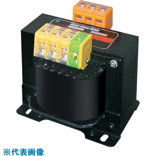 ■スワロー 電源トランス(降圧専用タイプ) 750VA  〔品番:PC42-750E〕[TR-8513724]