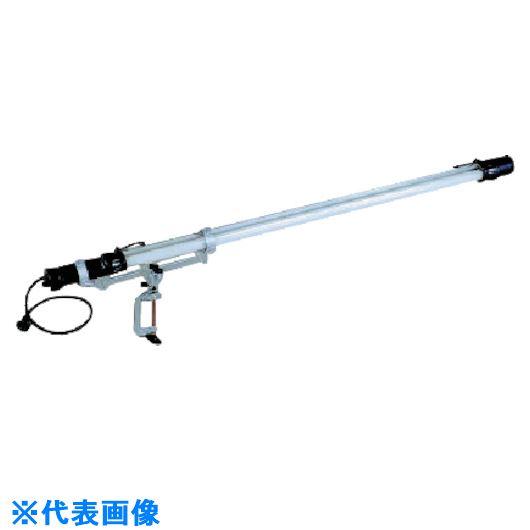 ■ハタヤ 防雨型フローレンライト 40W蛍光灯付 電線0.6M バイス付  〔品番:FXV-400〕[TR-8514003]