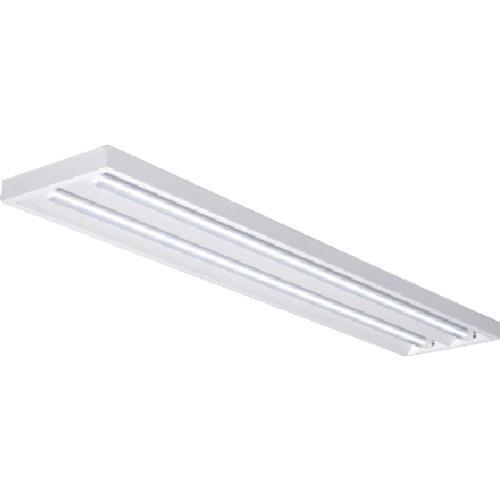 ■IRIS LED直管用専用器具 直付下面開放型110形2灯用〔品番:IRLDFL112CL〕[TR-8514620]【個人宅配送不可】