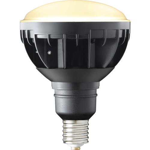 ■岩崎 LEDアイランプ33W(E39口金形 本体:黒色 光色:電球色)  〔品番:LDR33L-H/E39B830〕[TR-8514704]