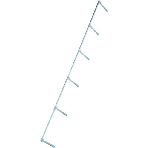 ■アルインコ 階段はしご用追加手摺(HC40型専用)〔品番:HC1〕[TR-8515054]【大型・重量物・個人宅配送不可】
