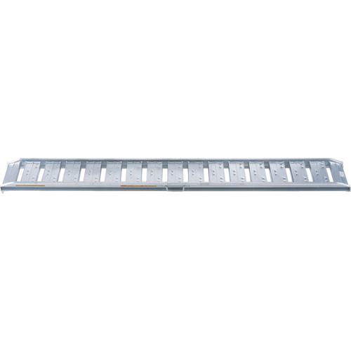 ■昭和 SBA型アルミブリッジ2個1組 有効幅400MM〔品番:SBA3004015〕[TR-8515466]【大型・重量物・個人宅配送不可】