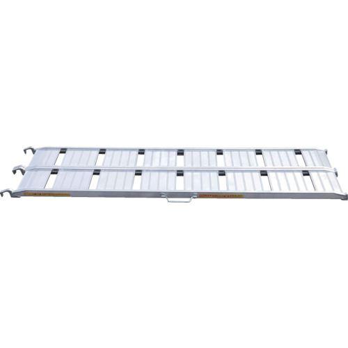 ■昭和 管理機ブリッジ 縦折り型〔品番:SHAV-180-80-0.2〕[TR-8515536]【大型・重量物・個人宅配送不可】