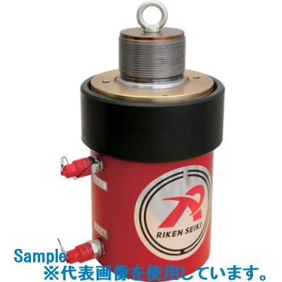 ■RIKEN 複動式油圧シリンダ-〔品番:D20-150VC〕[TR-8520024]【大型・重量物・個人宅配送不可】