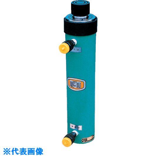 ■OJ 油圧戻りジャッキ  〔品番:E50H50〕[TR-8520065]【大型・重量物・送料別途お見積り】