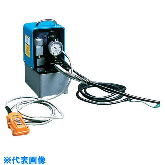 ■OJ GH型電動油圧ポンプ〔品番:GH3-DS〕[TR-8520081 ]【重量物・送料別途お見積り】