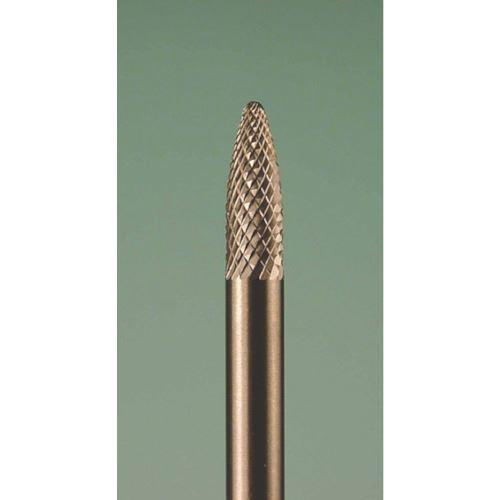 ■ミニモ ロングシャフト超硬カッター クロスカット Φ6〔品番:BC6135〕[TR-8527471]