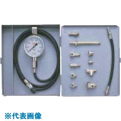 ■日平 ゲージ エンジン油圧計〔品番:HE-70〕[TR-8535953]