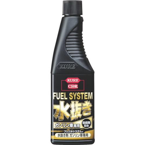 ■KURE フュエルシステム 水抜き剤ガソリン車専用 180ML《50個入》〔品番:NO2022〕[TR-8536050]