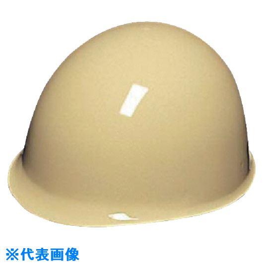 ■DIC EMP型ヘルメット クリーム C 20個入 〔品番:EMP〕外直送元[TR-8537303×20]【個人宅配送不可】