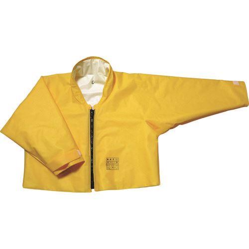 ■ワタベ EVA樹脂絶縁衣(ジャンパー型)L〔品番:572-L〕[TR-8537521]