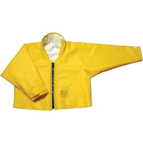■ワタベ EVA樹脂絶縁衣(ジャンパー型)M〔品番:572-M〕[TR-8537523]