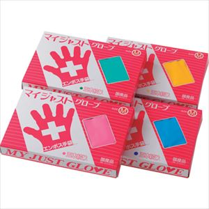■東京パック Pマイジャストグローブ化粧箱 SS《100箱入》〔品番:PMJSS〕[TR-8537551]