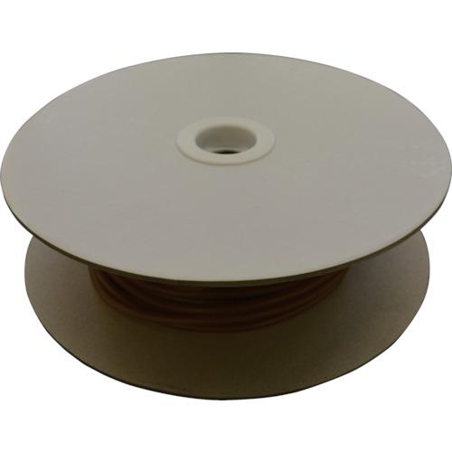 ■光 アメゴムチューブドラム巻6mm×50M巻〔品番:KGA6-50W〕[TR-8548012]