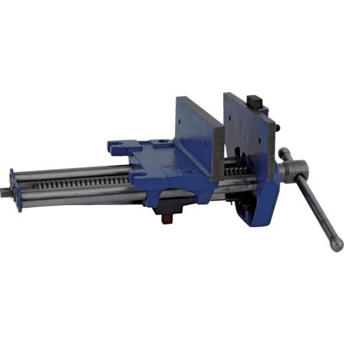 ■TRUSCO 強力型木工用バイス 台下型 幅160MM  〔品番:TMVHD-160〕[TR-8550541]