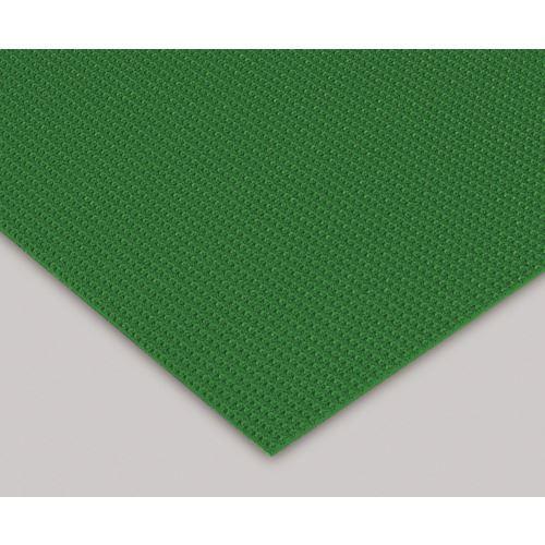 ■テラモト ダイヤマット 深緑 1M×10M〔品番:MR1430625〕[TR-8551151]【個人宅配送不可】