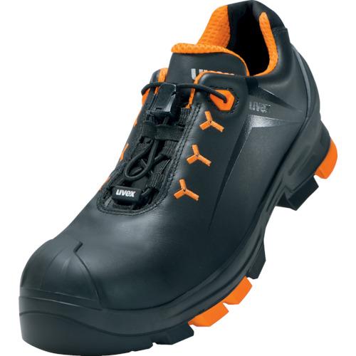UVEX社 作業靴 ■UVEX UVEX2 ローシューズ 27.5CM タイムセール 公式サイト TR-8552755 ブラック 品番:6502.543