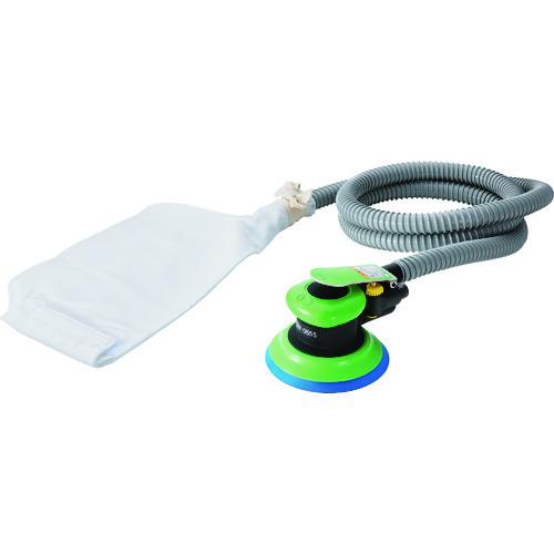 ■空研 吸塵式デュアルアクションサンダー(のり付きパッド)  〔品番:KDM-055SA〕[TR-8553660]【個人宅配送不可】