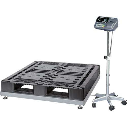 ■A&D 取引証明用(検定付き)低床タイプデジタル台はかり  〔品番:SN1200KL-K〕直送元[TR-8558503]【大型・重量物・個人宅配送不可】