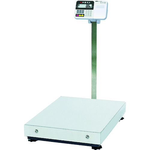 ■A&D 大型デジタル台はかり HV600KC  〔品番:HV600KC〕直送元[TR-8558510]【大型・重量物・個人宅配送不可】