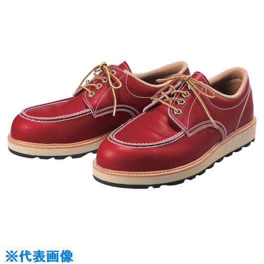 ■青木安全靴 US-100BW 24.5cm〔品番:US-100BW-24.5〕[TR-8559147]