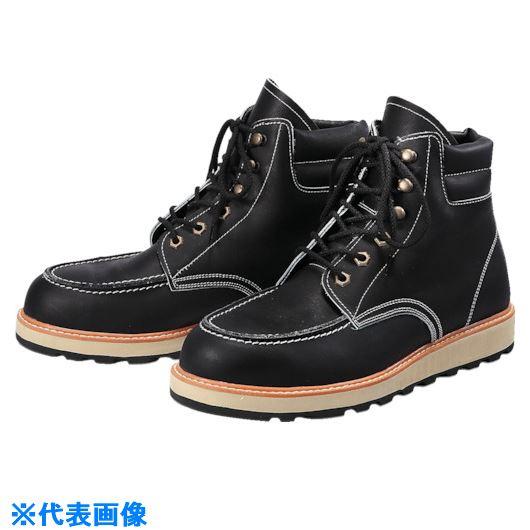 ■青木安全靴 US-200BK 23.5cm〔品番:US-200BK-23.5〕[TR-8559165]