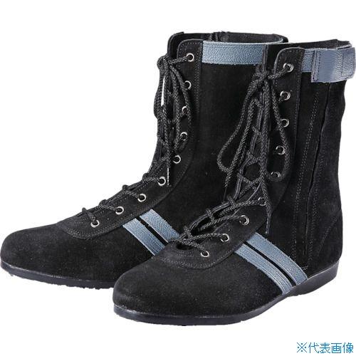 ■青木安全靴 高所作業用安全靴 WAZA-F-1 25.0CM〔品番:WAZA-F-1-25.0〕[TR-8559198]