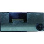 ■モクバ印  DINレールカッターTH-1 替刃セット  〔品番:D110-1〕[TR-8562095]