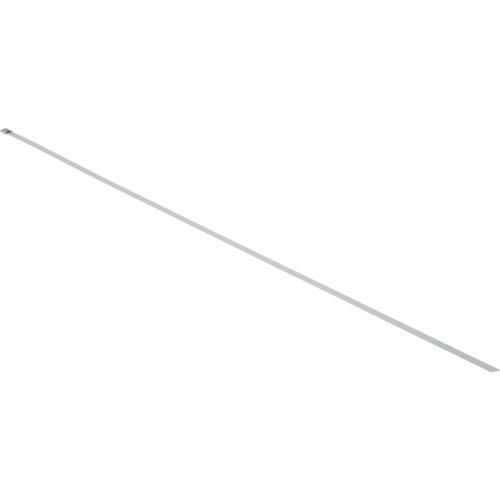 ■パンドウイット MLTタイプ 自動ロック式ステンレススチールバンド SUS316 幅12.7MM 長さ912MM 50本入り MLT10EH15-LP316  〔品番:MLT10EH15-LP316〕掲外取寄[TR-8567532]