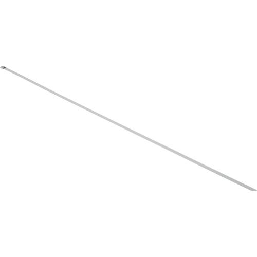 ■パンドウイット MLTタイプ 自動ロック式ステンレススチールバンド SUS316 幅15.9MM 長さ594MM 50本入りMLT6SH-LP316  〔品番:MLT6SH-LP316〕[TR-8567547]