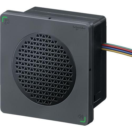 ■シュナイダー DIN96 電子音警報器 アラーム・メロディタイプ クロ  〔品番:XVSA9BBN〕[TR-8568023]