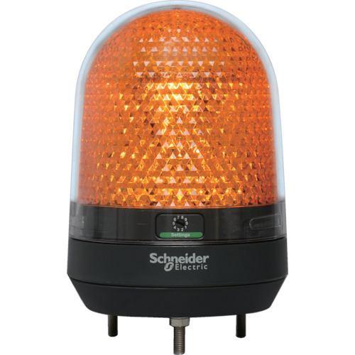 ■シュナイダー 橙 Φ100 LED表示灯 DC12-24V  〔品番:XVR3B05〕[TR-8568032]