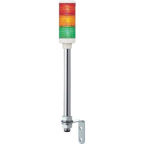 ■シュナイダー 赤黄緑 Φ60 積層式LED表示灯(ポール)  〔品番:XVC6B3〕[TR-8568042]
