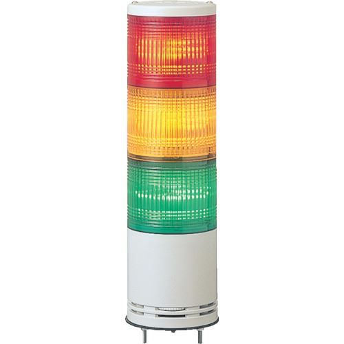 ■シュナイダー 赤黄緑 Φ100 積層式LED表示灯  〔品番:XVC1B3K〕[TR-8568049]