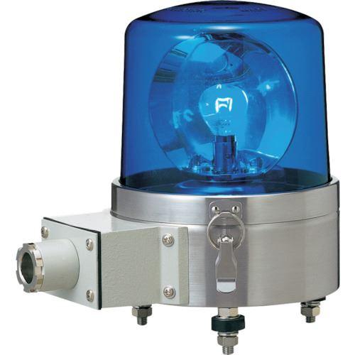 ■パトライト 船舶用大型回転灯  〔品番:SKLS-120SA-B〕掲外取寄[TR-8568122]
