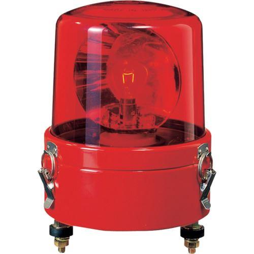 ■パトライト 大型回転灯  〔品番:SKL-104CA-R〕[TR-8568144]