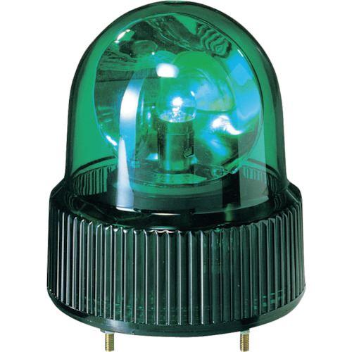 ■パトライト 小型回転灯  〔品番:SKHB-100A-G〕[TR-8568168]