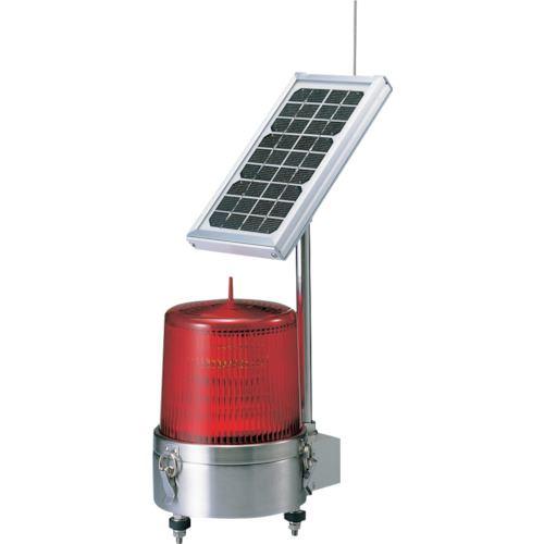 ■パトライト 太陽電池式流動表示灯  〔品番:SB-06A〕[TR-8568200]