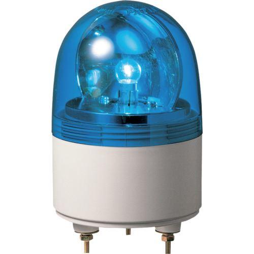 ■パトライト 超小型回転灯  〔品番:RU-12-B〕[TR-8568242]