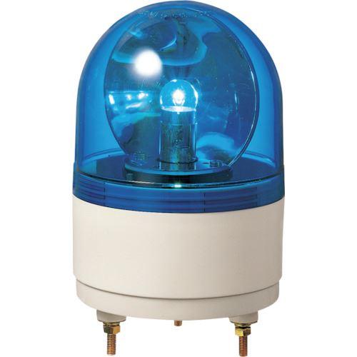 ■パトライト 小型回転灯  〔品番:RH-24AUL-B〕[TR-8568323]