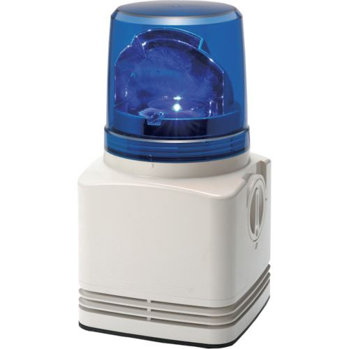 【驚きの価格が実現!】 ?パトライト 電子音内蔵LED回転灯 色:青 〔品番:RFT-100A-B〕[TR-8568347], ブランドハット 0afc8a1c