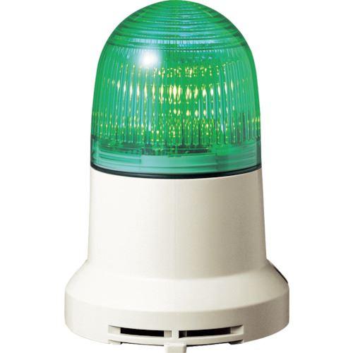 ■パトライト 小型LED表示灯  〔品番:PEW-200AB-G〕[TR-8568493]