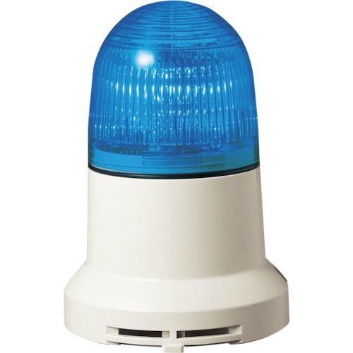 ■パトライト 小型LED表示灯  〔品番:PEW-100AB-B〕[TR-8568502]