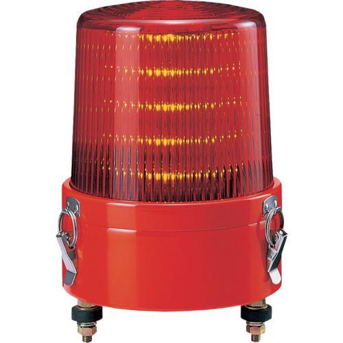 ■パトライト LED流動・点滅表示灯  〔品番:KLE-24-R〕[TR-8568633]