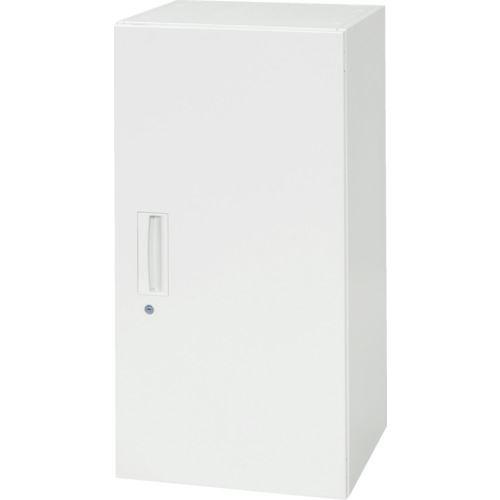 ■ダイシン 壁面収納庫 両開き型 上下兼用W450 ホワイト〔品番:V445-09H〕[TR-8569572]【個人宅配送不可】