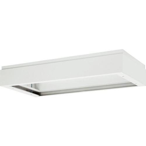 ■ダイシン 壁面収納庫 上部カバー型 D450 ホワイト〔品番:V945-11A〕[TR-8569807 ]【送料別途お見積り】