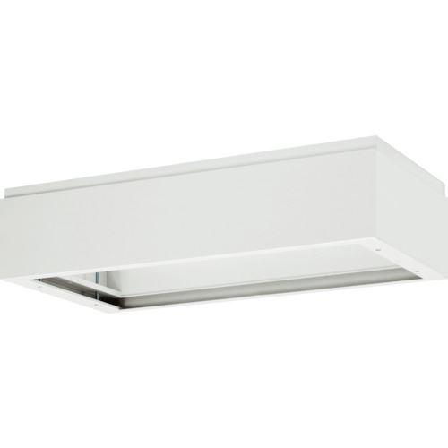 ■ダイシン 壁面収納庫 上部カバー型 D450 ホワイト〔品番:V945-17A〕[TR-8569834]【個人宅配送不可】