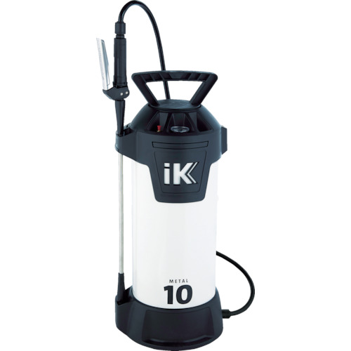 ■iK 蓄圧式噴霧器 METAL10〔品番:83272〕[TR-8569941]